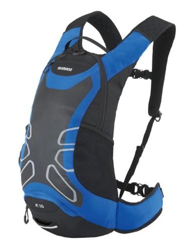 מוצרי שימנו לנשים Shimano Rokko All Round 16L - שחור/כחול