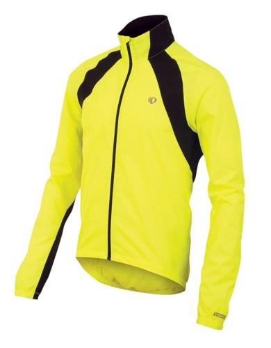 מוצרי פרל איזומי לגברים Pearl Izumi Select Barrier Jacket - צהוב
