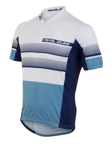 מוצרי פרל איזומי לגברים Pearl Izumi Select LTD Jersey - כחול/לבן
