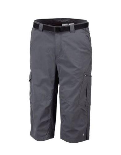 מוצרי קולומביה לגברים Columbia Silver Ridge Capri - אפור כהה