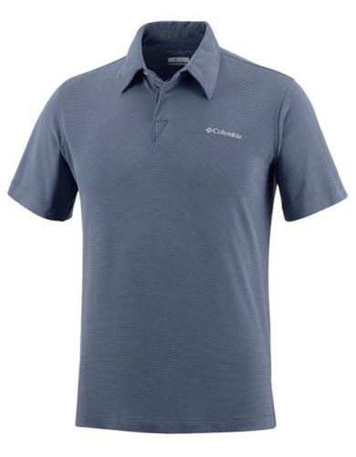 מוצרי קולומביה לגברים Columbia Sun Ridge Polo - כחול