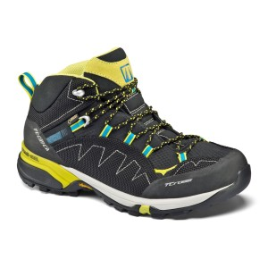 נעלי Tecnica לגברים Tecnica T-Cross Mid Synthetic GTX - שחור