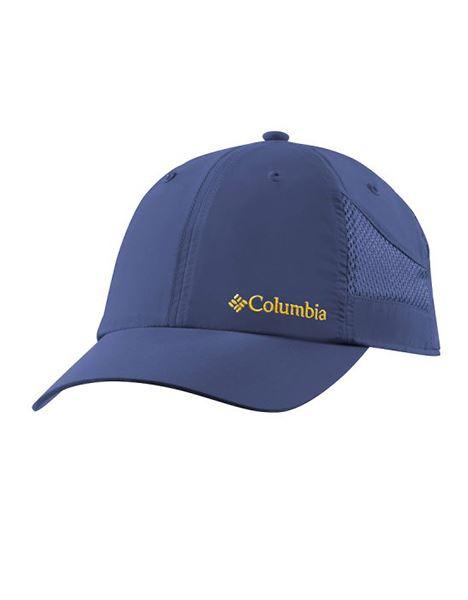 מוצרי קולומביה לנשים Columbia Tech Shade Hat - כחול