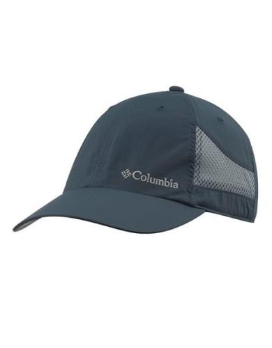 מוצרי קולומביה לנשים Columbia Tech Shade Hat - כחול כהה