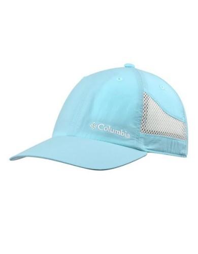 מוצרי קולומביה לנשים Columbia Tech Shade Hat - תכלת
