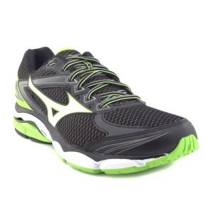 נעלי מיזונו לגברים Mizuno Wave Ultima 8 - שחור/ירוק