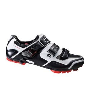 נעלי שימנו לגברים Shimano XC61 - שחור/לבן