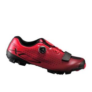 נעלי שימנו לגברים Shimano XC7 - אדום