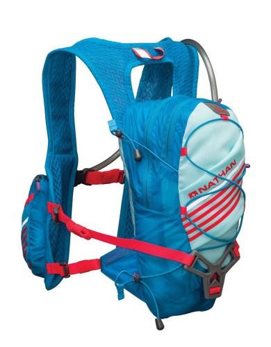 מוצרי Nathan לנשים Nathan Zeal Race Vest - כחול/תכלת