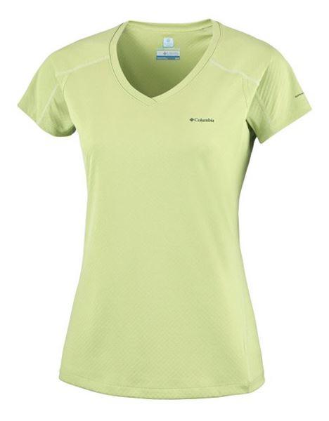 מוצרי קולומביה לנשים Columbia Zero Rules - ירוק