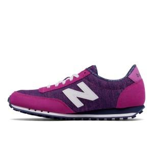נעלי ניו באלאנס לנשים New Balance WL410 - סגול/ורוד