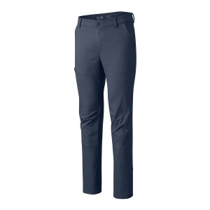 מוצרי Mountain Hardwear לגברים Mountain Hardwear AP Long Pant - כחול כהה