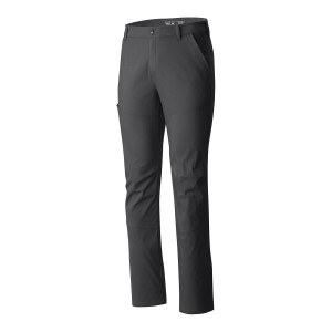 מוצרי Mountain Hardwear לגברים Mountain Hardwear AP Long Pant - אפור כהה