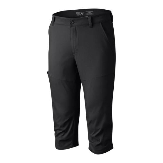 נעלי Mountain Hardwear לגברים Mountain Hardwear AP Three Quarter Pant - שחור