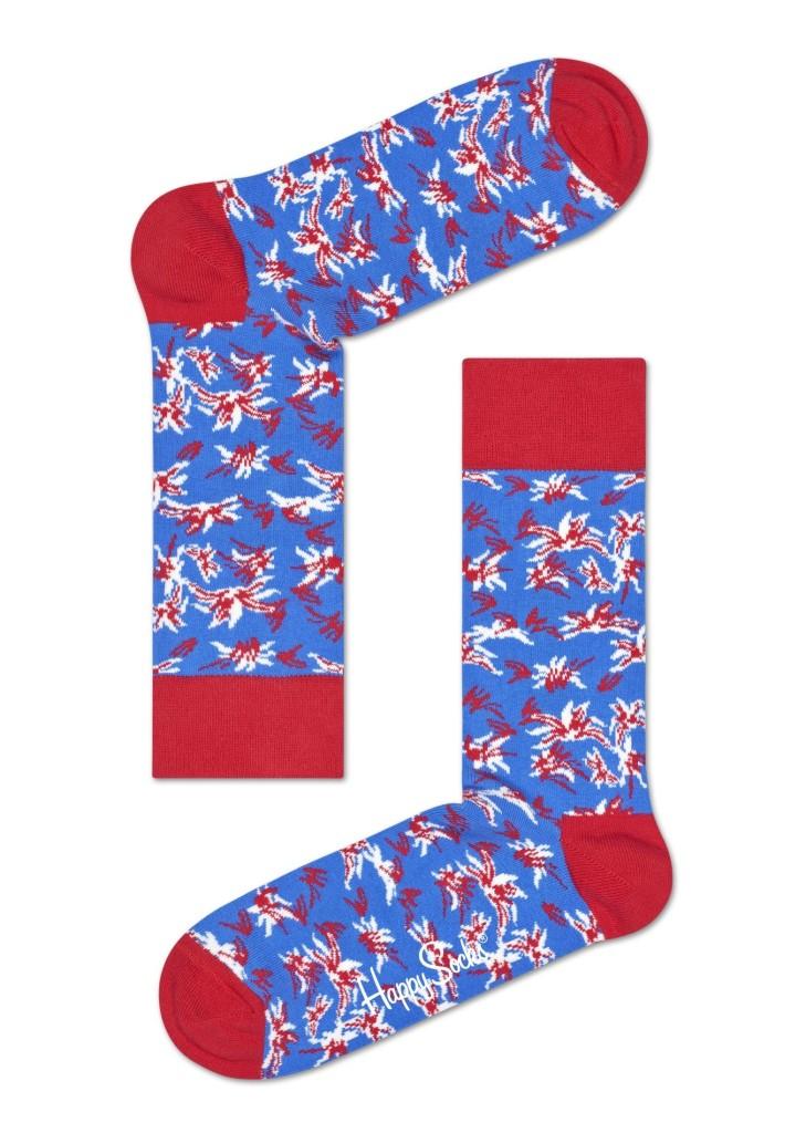 נעלי Happy Socks לגברים Happy Socks Aloha - צבעוני