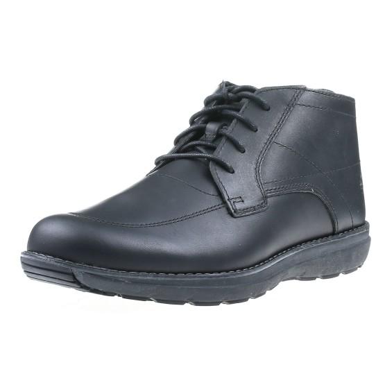 נעלי טימברלנד לגברים Timberland Barrett Park Chukka - שחור