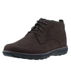 נעלי טימברלנד לגברים Timberland Barrett Park Chukka - חום כהה