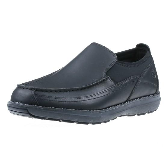 מוצרי טימברלנד לגברים Timberland Barrett Park Slip On - שחור