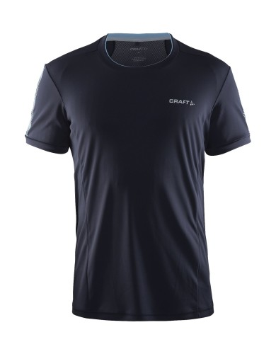 נעלי Craft לגברים Craft Breakaway Short Sleeve - כחול כהה