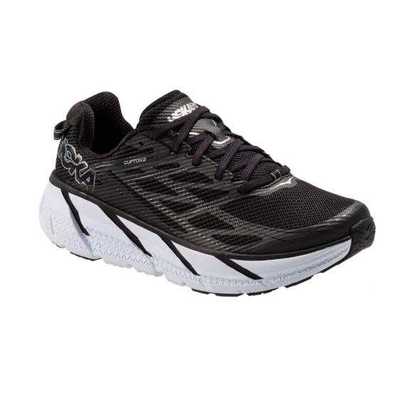 נעלי הוקה לגברים Hoka One One Clifton 3 - שחור