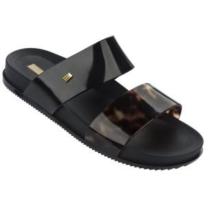 נעלי Melissa לנשים Melissa Cosmic - שחור הדפס