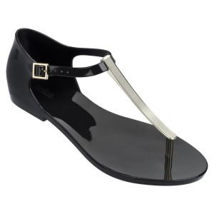 נעלי Melissa לנשים Melissa Honey Chrome - שחור