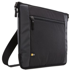 מוצרי Case Logic לנשים Case Logic 15.6Inch Intrata Laptop Bag - שחור