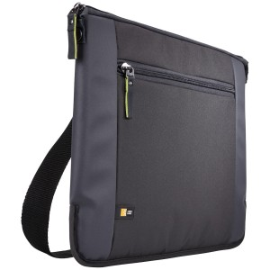מוצרי Case Logic לנשים Case Logic 14Inch Intrata Laptop Bag - אפור