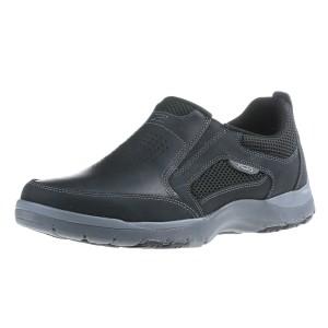 נעלי רוקפורט לגברים Rockport Kingston Slip On - שחור