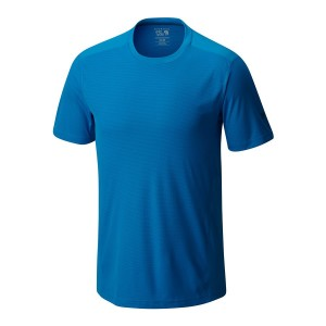 נעלי Mountain Hardwear לגברים Mountain Hardwear Photon Short Sleeve - כחול