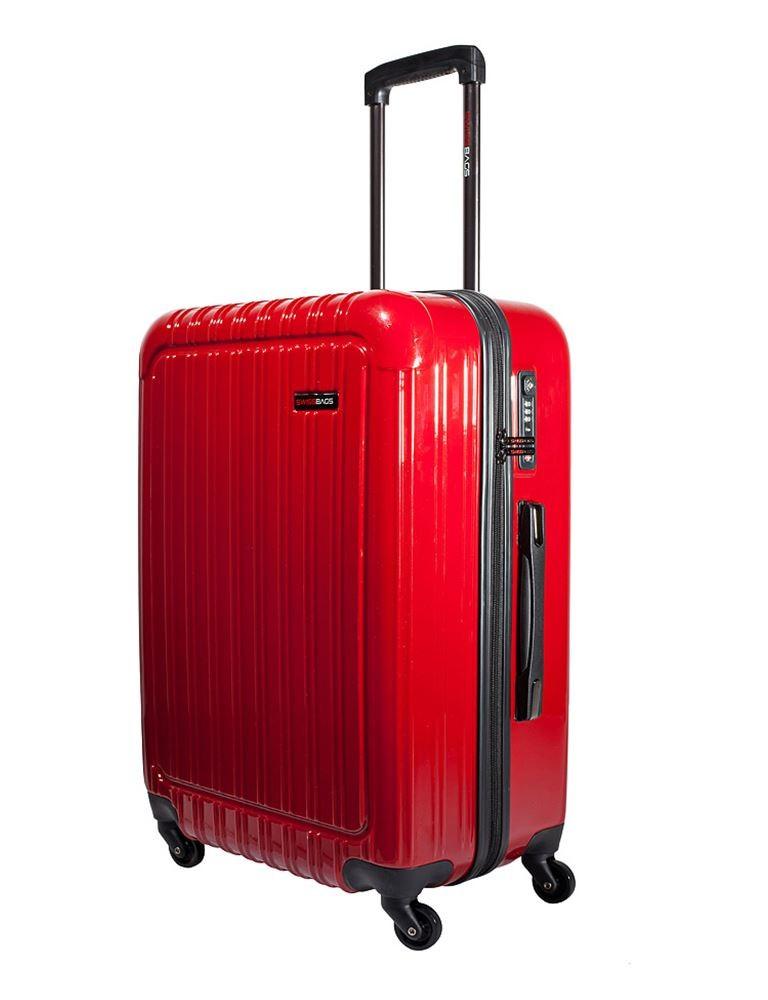 מוצרי Swiss Bags לנשים Swiss Bags Q-Box 24 - אדום