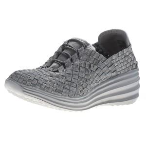 נעלי ברני מב לנשים Bernie Mev Rise Victoria - אפור