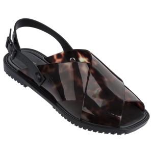 נעלי Melissa לנשים Melissa Sauce Sandal - מנומר