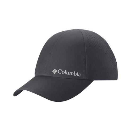 מוצרי קולומביה לגברים Columbia Silver Ridge Ball Cap II - אפור כהה