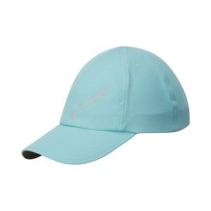 מוצרי קולומביה לנשים Columbia Silver Ridge Ball Cap - תכלת