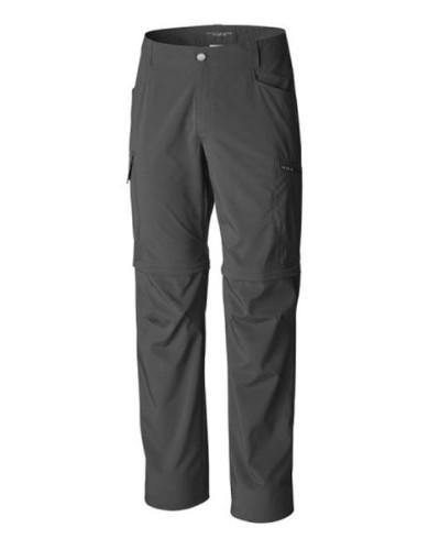 מוצרי קולומביה לגברים Columbia Silver Ridge Stretch Convertible - אפור כהה