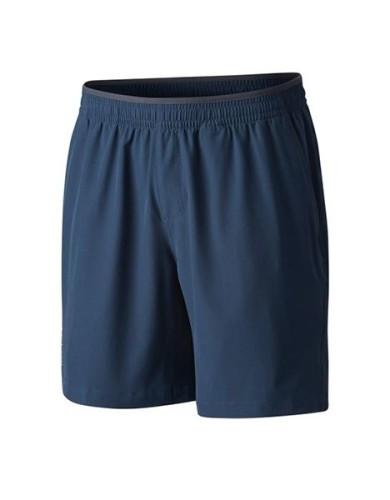 מוצרי קולומביה לגברים Columbia Speed Hike Short - כחול כהה