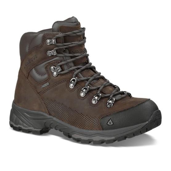 נעלי ווסק לגברים Vasque St Elias GTX - חום כהה