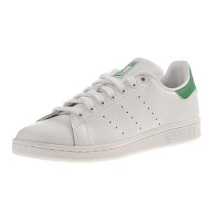 נעלי אדידס לגברים Adidas Stan Smith - לבן/ירוק