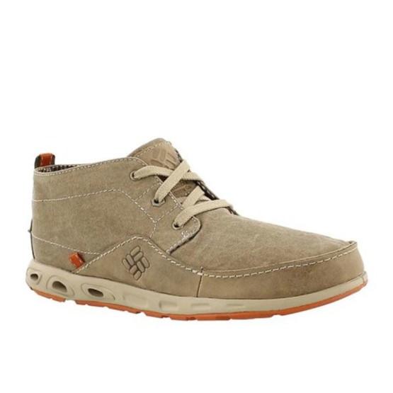 נעלי קולומביה לגברים Columbia Sunvent Chukka - בז'