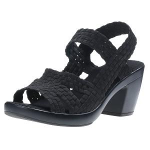 נעלי ברני מב לנשים Bernie Mev Texas Cindy - שחור