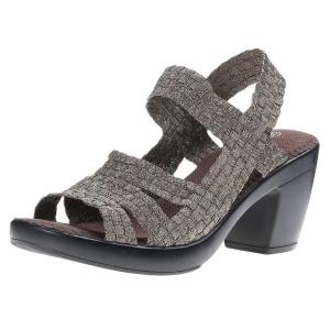 נעלי ברני מב לנשים Bernie Mev Texas Cindy - ברונזה
