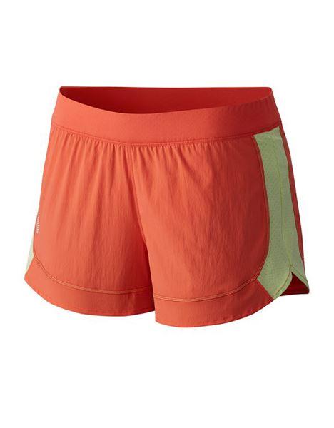 מוצרי קולומביה לנשים Columbia Titan Ultra Short Pant - אפרסק
