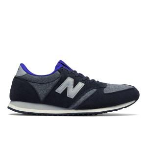 מוצרי ניו באלאנס לנשים New Balance WL420 - שחור/כחול