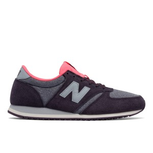 מוצרי ניו באלאנס לנשים New Balance WL420 - ורוד/שחור