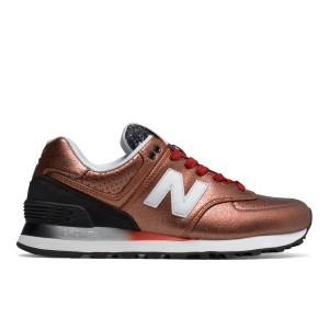 נעלי ניו באלאנס לנשים New Balance WL574 - ברונזה