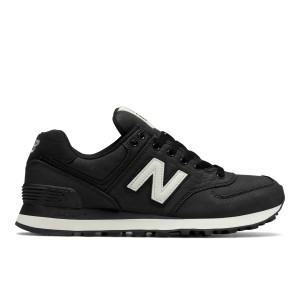 נעלי ניו באלאנס לנשים New Balance WL574 - שחור מלא