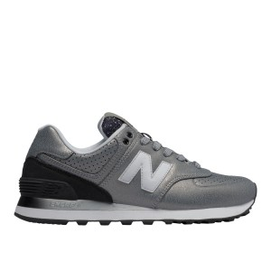 נעלי ניו באלאנס לנשים New Balance WL574 - אפור