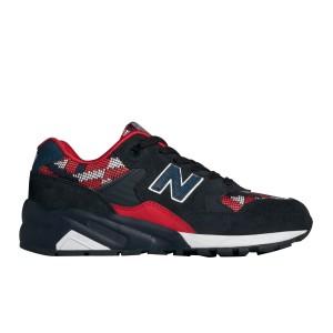מוצרי ניו באלאנס לנשים New Balance WRT580 - שחור/אדום