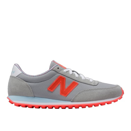 מוצרי ניו באלאנס לנשים New Balance WL410 - אפור/כתום